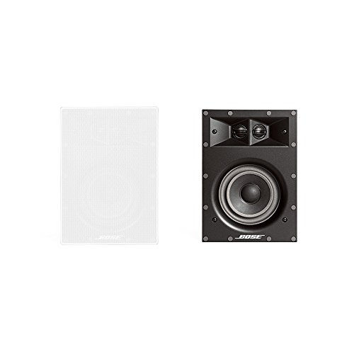 Bose ® Virtually Invisible 691 In-Wall Speaker schwarz