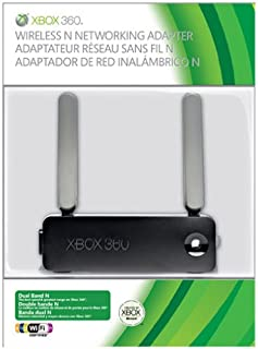 Official Xbox 360 Wireless Network Adapter N (Xbox 360) (B008HP8EJE) | Amazon price tracker / tracking, Amazon price history charts, Amazon price watches, Amazon price drop alerts