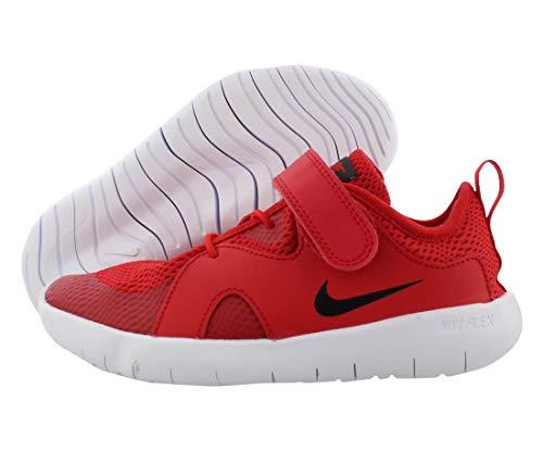 Nike Kids Flex Contact 3 PSV University RED Black Size 11