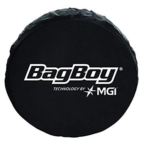 Bag Boy Electric Cart Wheel Covers Black