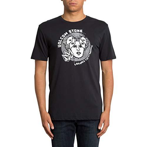 Volcom Uomo T-Shirt Mindstate BSC