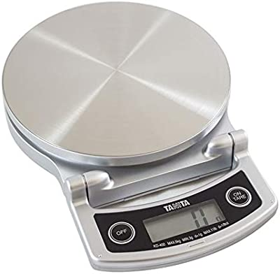 Tanita Australia Kitchen Scale, Stainless Steel, KD-400