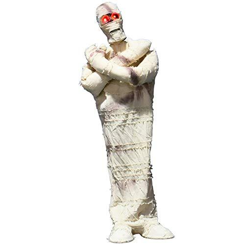 HJKBK Halloween Halloween Horror Bar Props Decorazione Mummia Egizia