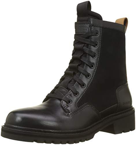 G-STAR RAW Damen Core Boot WMN Stiefeletten, Schwarz (Black 990), 39 EU