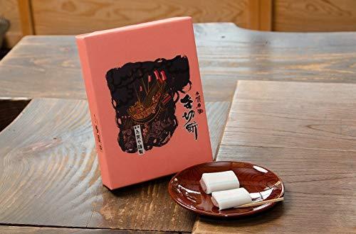 多賀や謹製 糸切餅15個入
