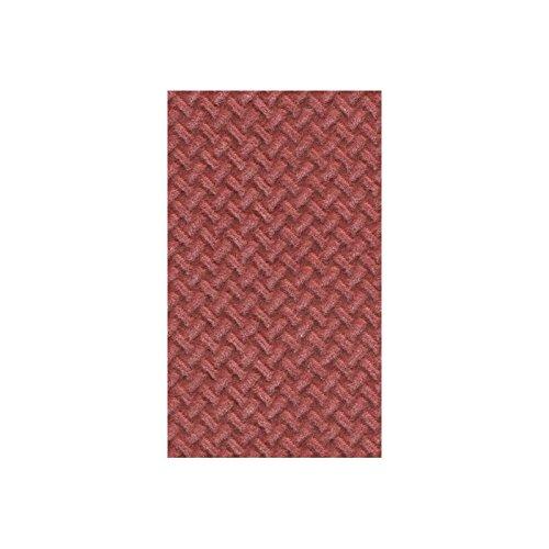 Stoff Polsterstoff Möbelstoff Bezugsstoff Meterware Sitzbezug Excellenz Mohair Uni Rot MUSTER