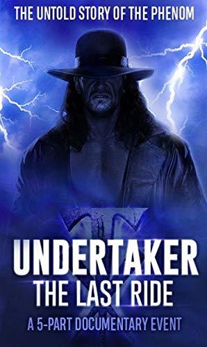 WWE - Undertaker - The Last Ride [2 DVDs]
