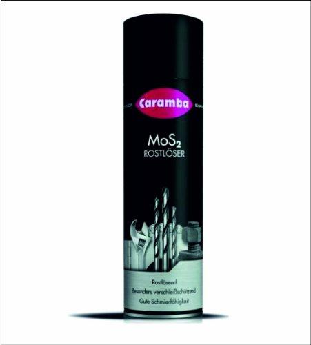 Caramba Intensiv Rostlöser MoS2 500 ml (1 Liter 11,80 €) Kriechöl - 01230210