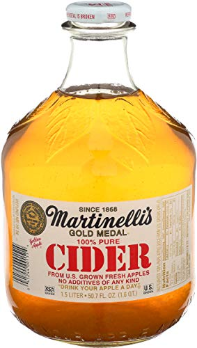 Martinelli's Apple Cider, 50.7 oz