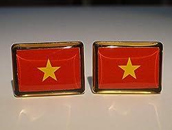 Vietnam handmade products ~ cufflinks