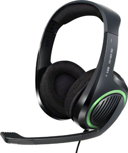 Sennheiser X320 Headsets mit Mikrofone Gaming Kopfhörer NUR für Xbox 360