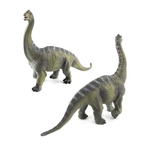 Sipobuy Dinosaur Brachiosaurus Toys, Modelo de Dinosaurio estático Grande, Regalo Ideal para niños, niños y niñas