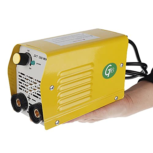 HaiMa 110V Zx7-200 Minigb 200A Mini Electric Welding Machine Igbt Dc Inverter Arc Mma Stick Welder