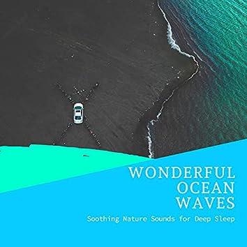 Wonderful Ocean Waves - Soothing Nature Sounds for Deep Sleep