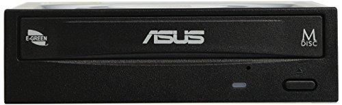 Asus DRW-24D5MT Masterizzatore Interno, velocit? di scrittura 24x, Supporto M-Disc, (Versione per assemblatori)