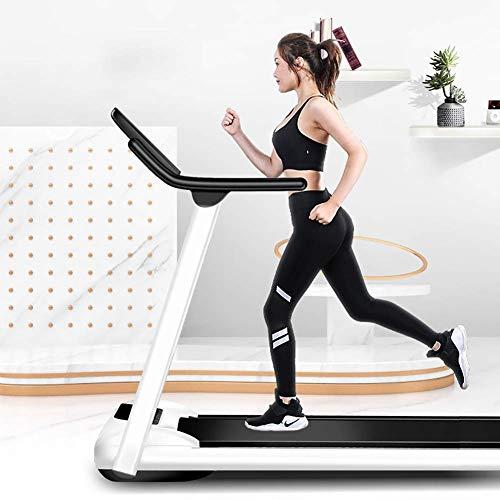 WYZXR Cinta de Correr Plegable Ultradelgada y silenciosa Motorizado Running Jogging Walking...