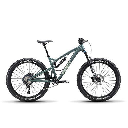 Diamondback Bicycles Catch 2, Full Suspension Mountain Bike, 17