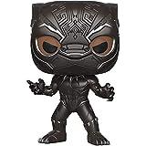WangQ Modelo - Funko Pop! Marvel: Black Panther - Figura de Vinilo Variante de Chase de edición Limi...