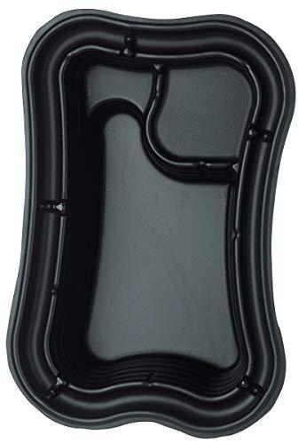 Oase Teichschale PE, Schwarz, 750 Liter - 2