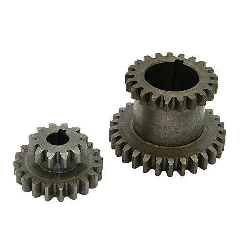 Cheapest Price! Metal Transmission Gear Kit, Mini Lathe & 3MT Mini Mill