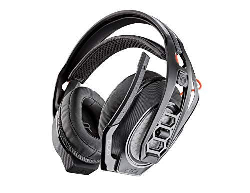 Plantronics Gaming Headset, RIG 800HS Wireless Gaming Headset for PS4, Professional Gaming Headset (Renewed)