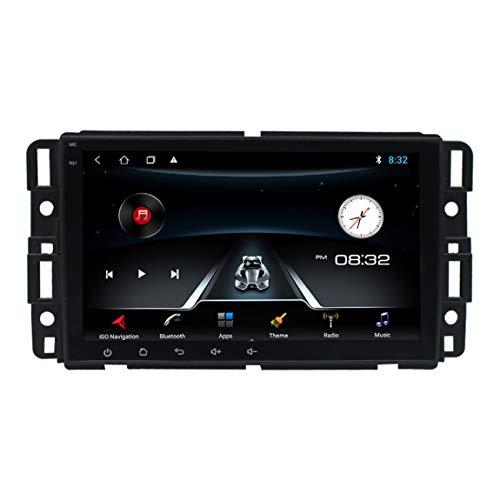 Navegador satélite de camión de 9 pulgadas, tráfico en vivo y cámara de velocidad, apto para Hummer H2 Buick Encore GMC