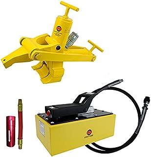 Esco 10202 Pro Series Combination Bead Breaker Kit with 5 Quart Hydraulic Pump, 4 Pack