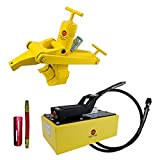 Esco 10202 Pro Series Combination Bead Breaker Kit with 5 Quart Hydraulic Pump
