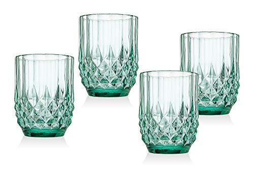 Godinger Celtic DOF Beverage Glass Set - Set of 4