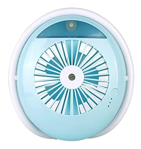ZXMDP Nuevo Mini refrigerador USB Aire Acondicionado de sobremesa pequeño de Escritorio...