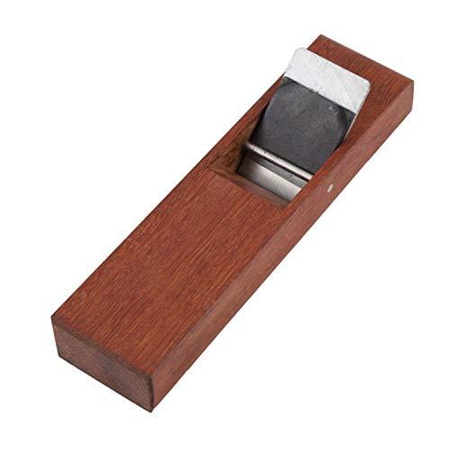 Mini cepilladora manual - Cepilladora manual de carpintero de madera, herramienta de carpintería para cepillar, perfecta para trabajar la madera, recortar, cepillar madera, suavizar superficies(245mm)