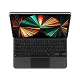 Apple Magic Keyboard (for 12.9-inch iPadPro - 5th generation) - British English - Black