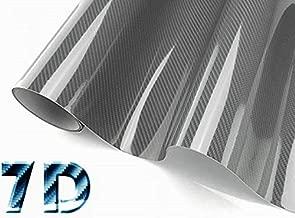 "120/""x60/"" Blue Chrome Mirror Vinyl Film Wrap Sticker Decal Stretchable 10ft x 5ft"