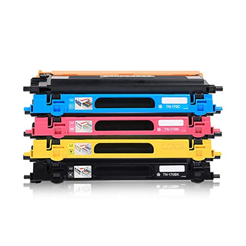 Farblaserdrucker für Tonerkartuschen (4 Farben optional) für Brother HL-4040CN 4050CDN 4070CDW MFC-9440CN 9450CDN 9460CW 9840CDW DCP-9040CN 9042CDN 9045CDN-4pcs