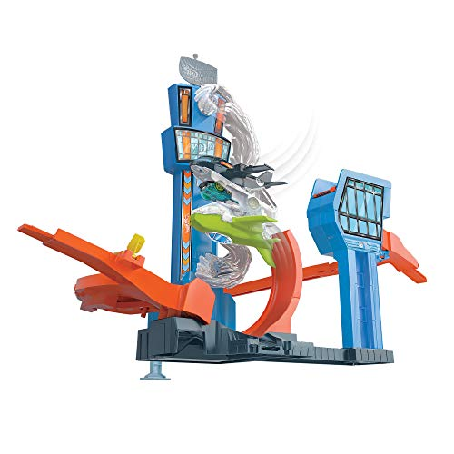 Mattel - Hot Wheels - Motorized Set