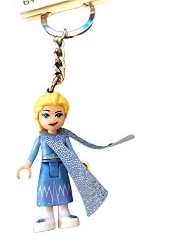 LEGO - Disney Frozen 2 - Porte Clé Elsa - 853968 - La Reine des Neiges 2