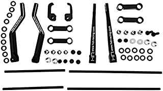 Hot Racing RRT331X01 Torsion Sway Bar Set - Axial Bomber
