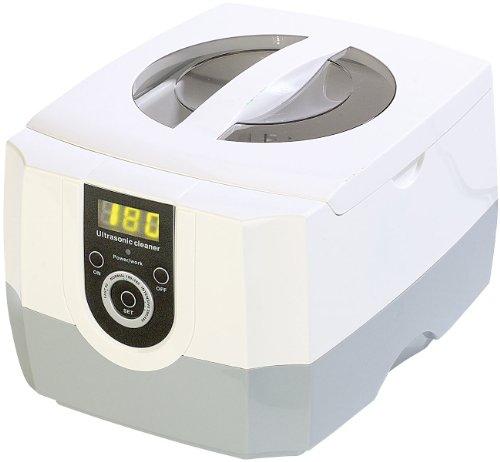 newgen medicals Ultraschallgeräte: Profi-Ultraschall-Reiniger für Schmuck, Brillen u.v.m, 70 Watt (Profi Ultraschallreiniger)