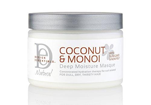 Design Essentials Coco & Monoi Deep Moisture Masque 12oz