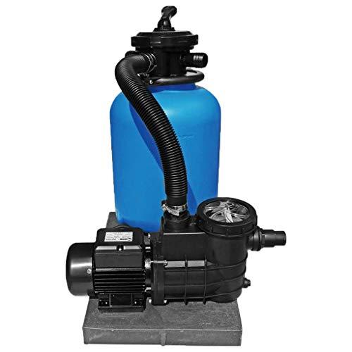 well2wellness® Pool Sandfilteranlage TOP 300 mit Filterpumpe Mida.Pombi 4