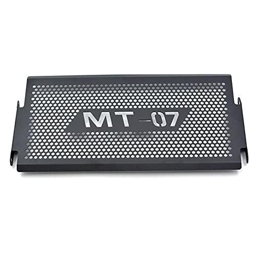 QWERASD Rejilla radiador Protector Cubierta para Ya-maha Mt07 MT-07 Cubierta De Radiador De Red De Protección De Agua Modificada