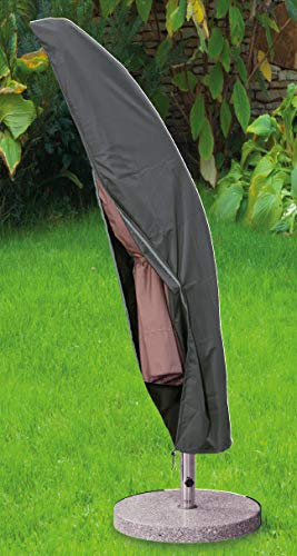 TrendLine Schutzhülle Exclusive Ampelschirm bis 400cm Abdeckhaube Sonnenschirm