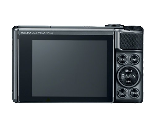 Canon PowerShot SX730 Digital Camera w/40x Optical Zoom & 3 Inch Tilt...