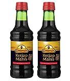 Conimex - Ketjap Manis - Salsa de soja indonesia - Especias - 2 x 250 ml