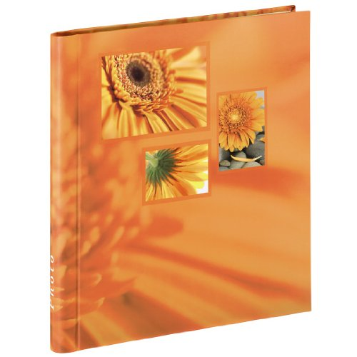 "Hama Selbstklebealbum \""Singo\"", 28x31 cm, 20 Seiten, orange"