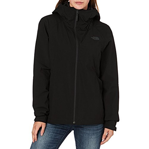 THE NORTH FACE Damen W Thermoball Triclimate Jacket - EU Jacke, Schwarz - TNF Black, S