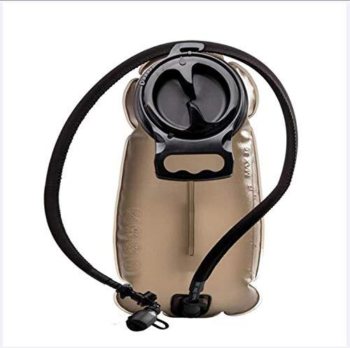 Hidratación 2L Vejiga Bolsa, Mochila Hidratación BPA A Prueba De Fugas del Depósito De Agua para Completar Un Ciclo Bolsa De Agua para Los Deportes Que Va De Excursión Escalada Senderismo