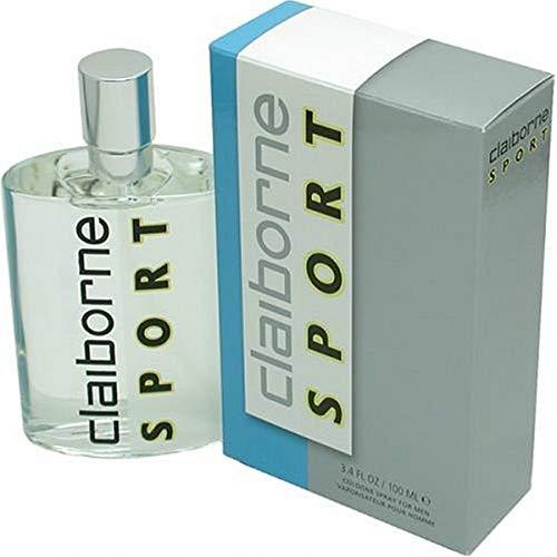 Claiborne Sport By Liz Claiborne For Men. Cologne Spray 3.4 Ounces
