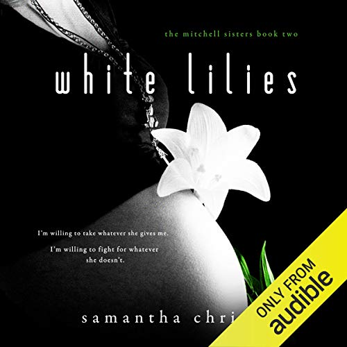 White Lilies audiobook cover art