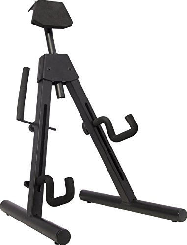 Fender Universal A Frame Electric Stand, Black